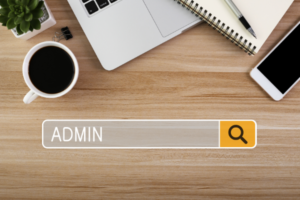 How do you define administrative assistant titles?