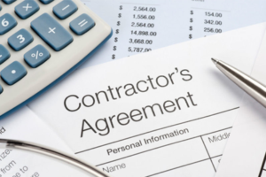 Document details of work, degree of control to prove worker is an independent contractor