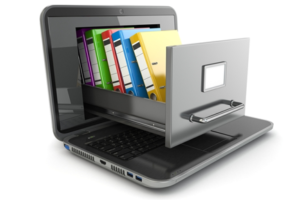 Spruce up your digital files