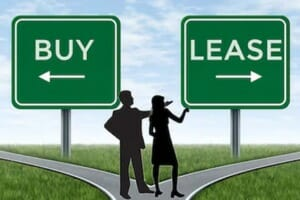 To buy or lease? That is the question
