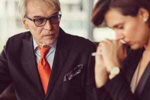 After a bad performance review, narrow your focus