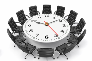 Where are your meeting minutes going, anyway?
