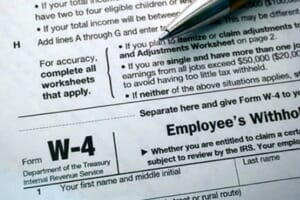 The calendar says 2020, the new W-4 is still fuzzy
