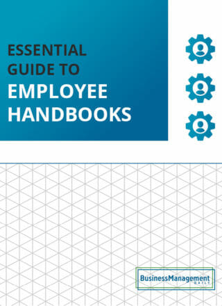 The Essential Employee Handbook: Sample policies, employment law issues, self-audit tips
