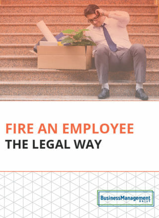 How to Fire an Employee the Legal Way: 7 termination guidelines