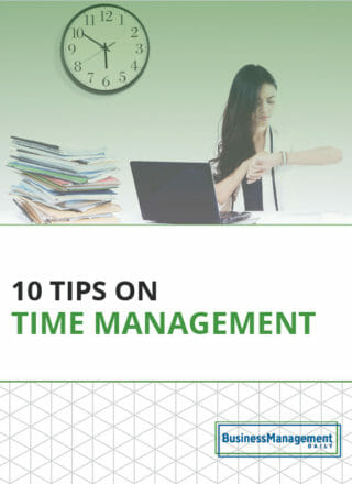 10 Time Management tips