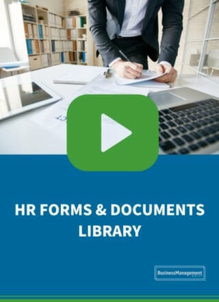 HR Forms & Documents Library