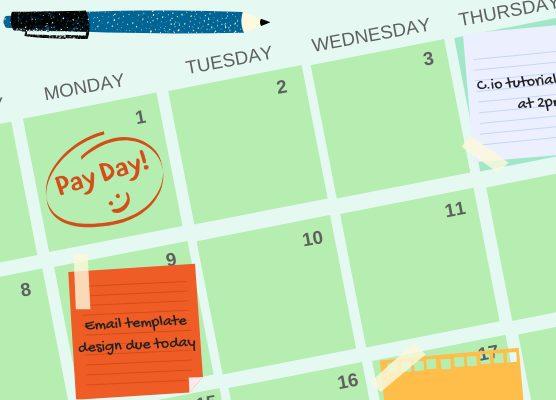 calendar paycheck biweekly problem