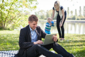 Work-life balance: The times they are a-changin'