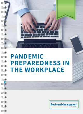 Pandemic Preparedness In The Workplace