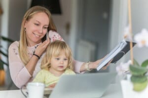 6 best practices for when mom returns from maternity leave