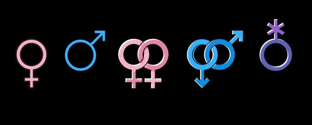 gender signs lgbtq