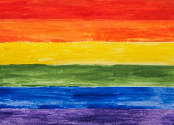 LGBT discrimination, LGBT rights, LGBT flag colors