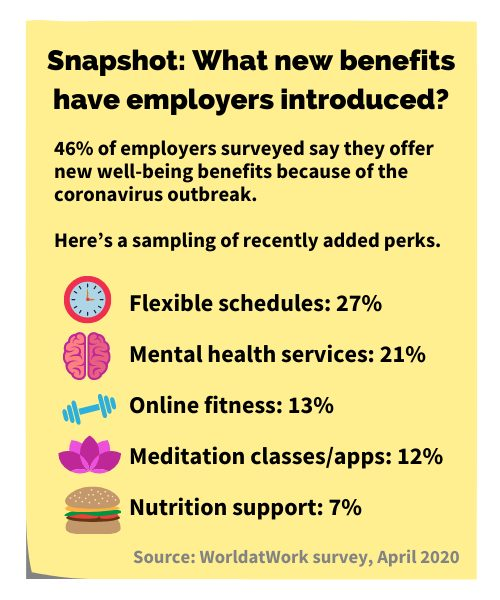 PTO, snapshot of benefits, paid time off