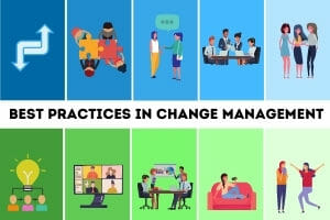 10 best practices in change management