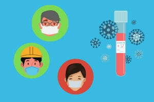 Coronavirus testing at work: Who to test and how to pay for it