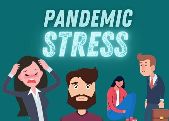 pandemic stress, people