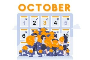 Use October to jump-start your year-end payroll processes