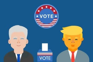 Election 2020: Where Trump, Biden differ on HR issues