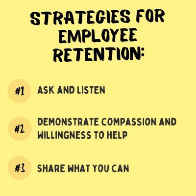 employee retention, retention 400x400 Strategies for employee retention