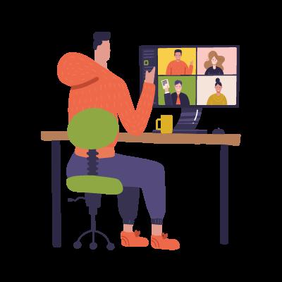 return to work survey, return to work 400x400 telecommuting