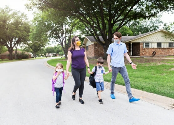 FFCRA leave, families first coronavirus response act, covid paid leave 556x400
