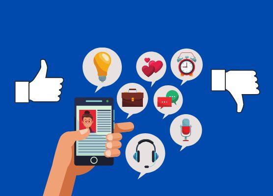 employee social media 556x400
