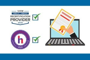 Determine what the best HR certification for you is.