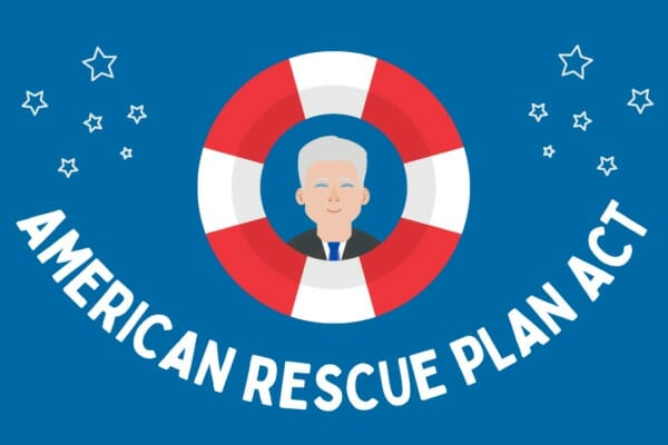 The American Rescue Plan Act of 2021's impact on payroll