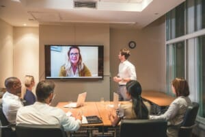 Fostering harmony and collaboration in a hybrid work environment