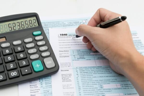 Business Tax Returns 600x400