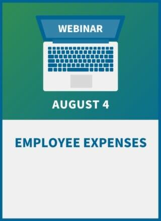 Employee Expenses: Understanding the New Reimbursement Rules